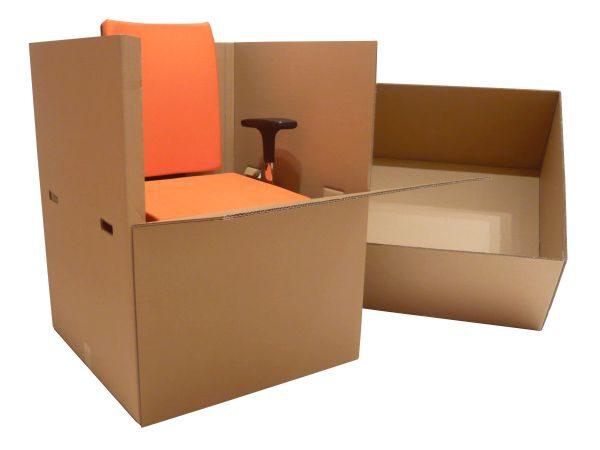 Tienda cajas y embalajes TodoKB Pamplona