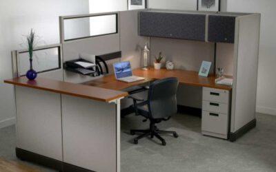 Ahorrar espacio en la oficina