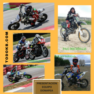 Presentación Equipo Donapea